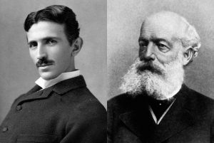 Nikola Tesla and August Kekulé were both inspired by dreams and visions.