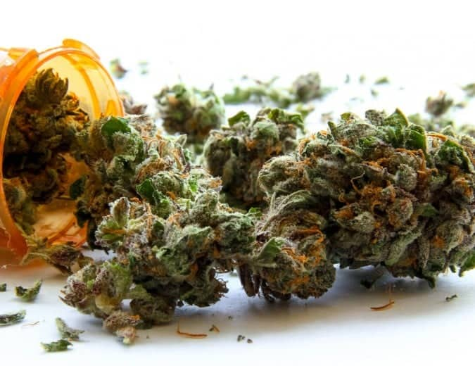 Study: Patients Replace Prescription Drugs With Cannabis