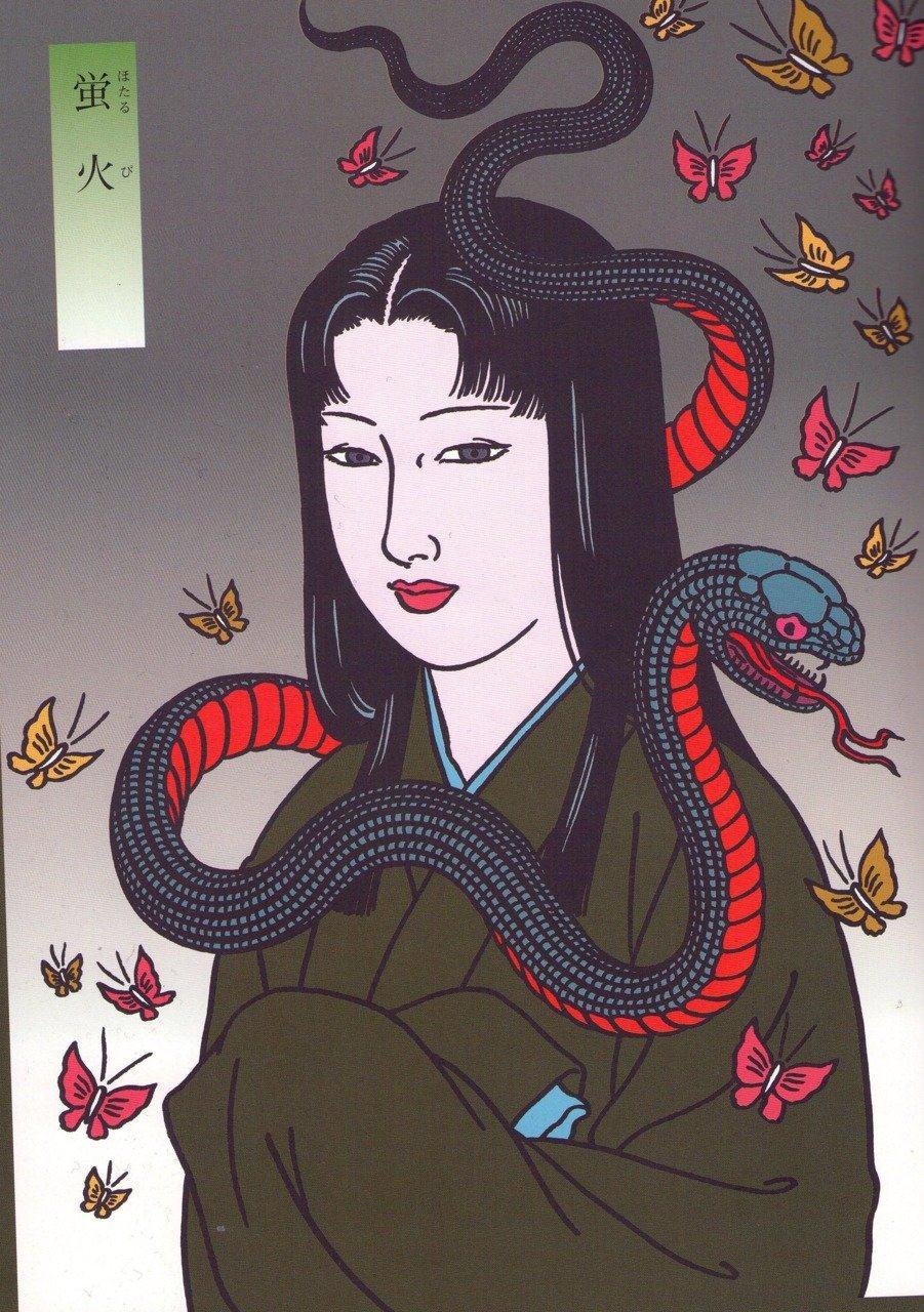 Toshio-Saeki-Art-4