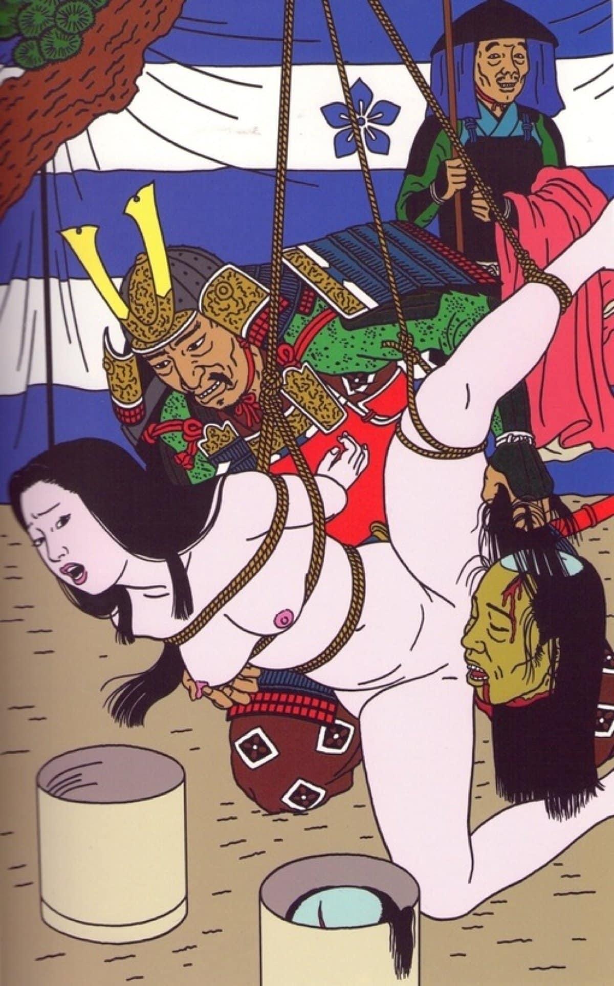 Toshio-Sakei-Art-1