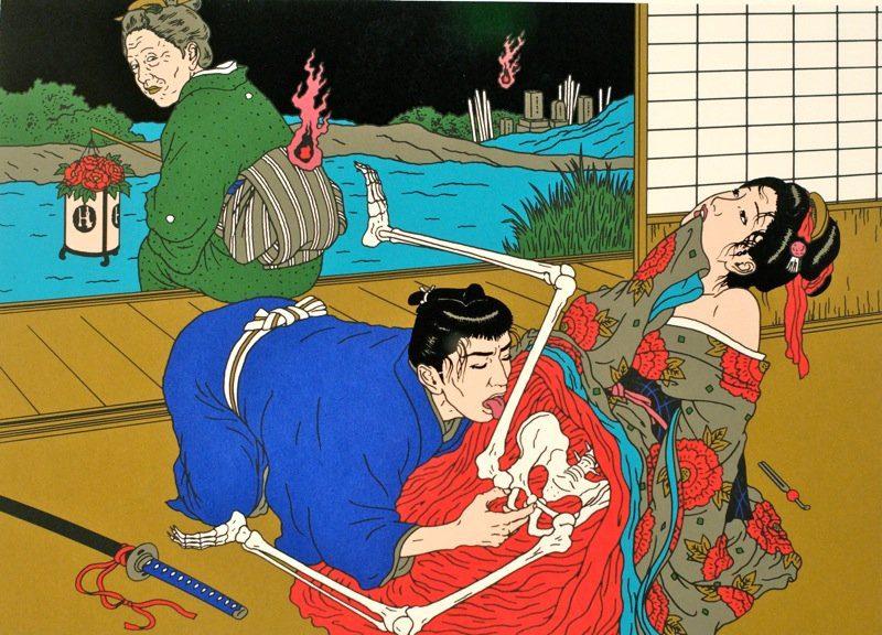 Toshio-Sakei-Art-5