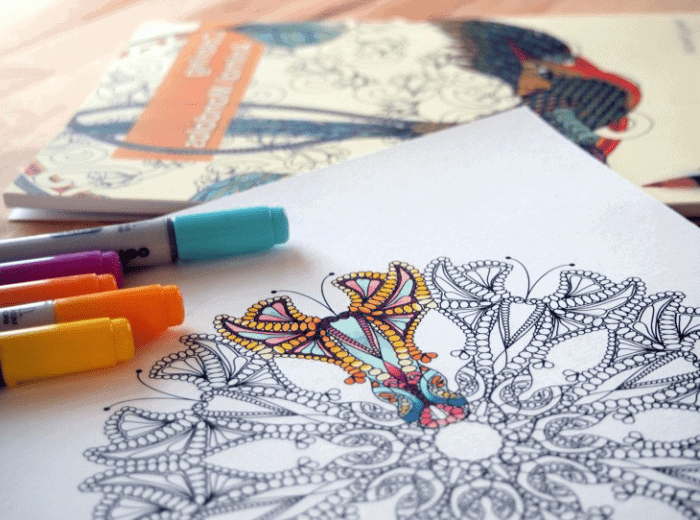 Psychologists Say Coloring Is The Best Alternative To Meditation