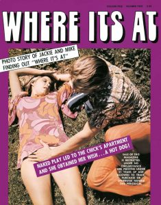 Where It's At magazine, 1970.