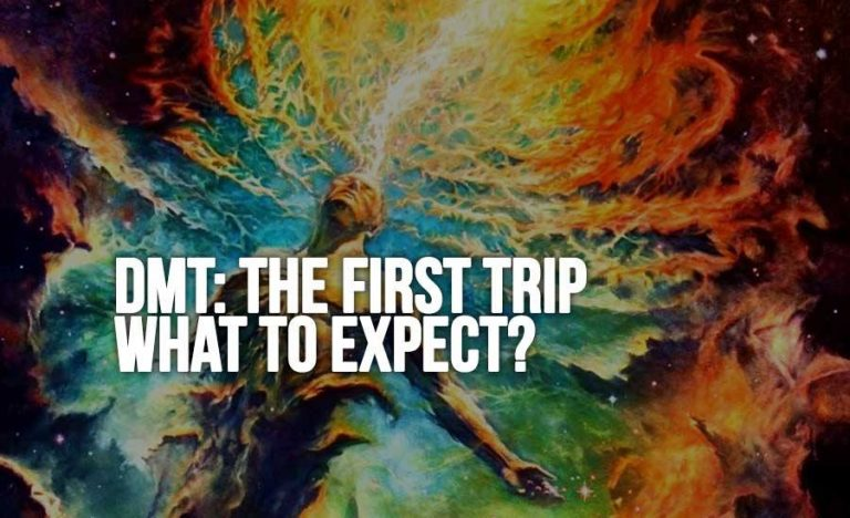 DMT – The First Trip – What to Expect?