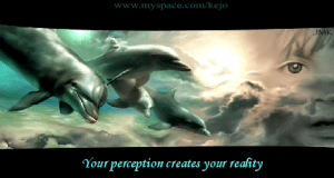YourPerceptionCreatesYourRealityDol