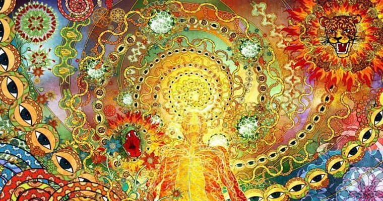 Mysticism oneness spirituality and describing the