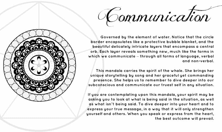 communicationMANDALA
