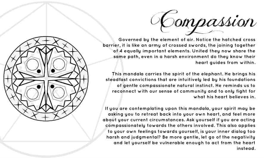 compassionMANDALA