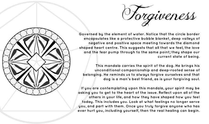 forgivenessMANDALA