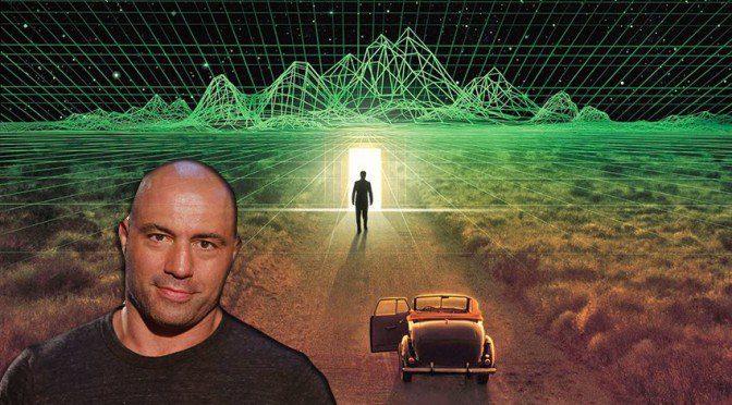 "Joe Rogan and NASA Physicist: ""We're Living in the Matrix"""