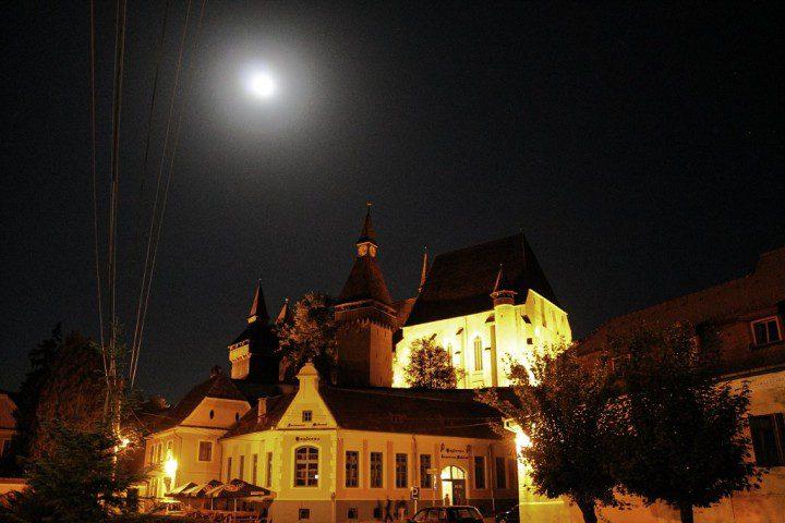 Biertan, Transylvania, Romania by Katka