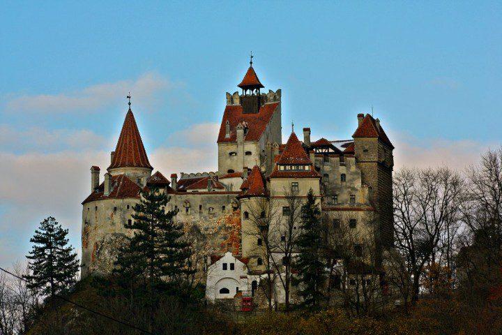 Bran Castle, Transylvania, Romania by Kyle Taylor