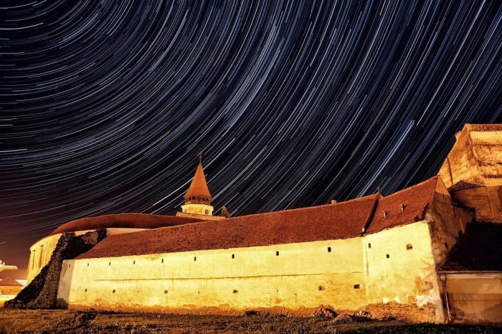 Prejmer Fortified Church, Transylvania, Romania by Neighbor's goat
