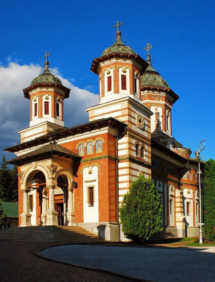 Sinaia Monastery, Transylvania, Romania by Andrei Stroe