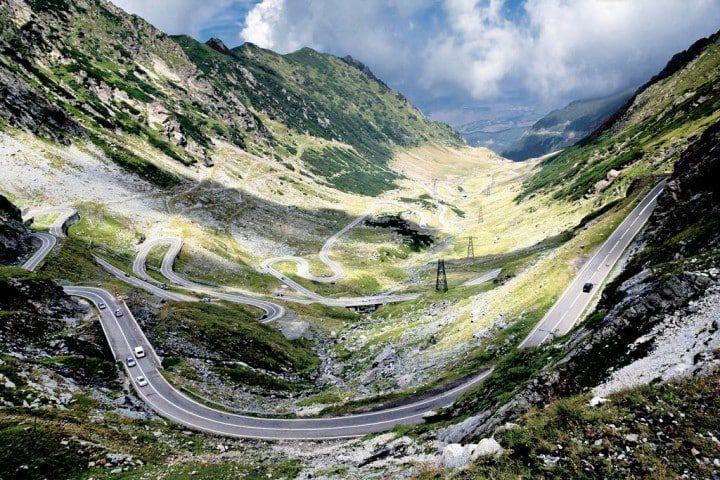 Transfagarasan highway, Transylvania, Romania by Horia Varlan