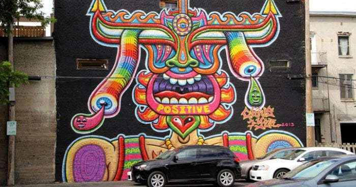 Street Art by Visionary Artist Chris Dyer