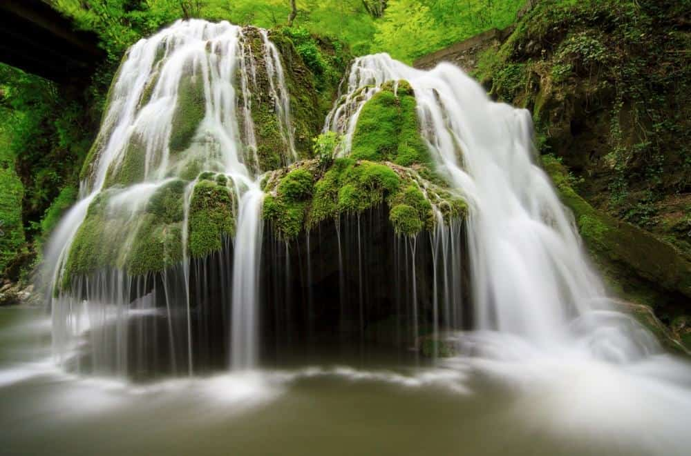 © Sebastian Puraci Bigar Waterfall.
