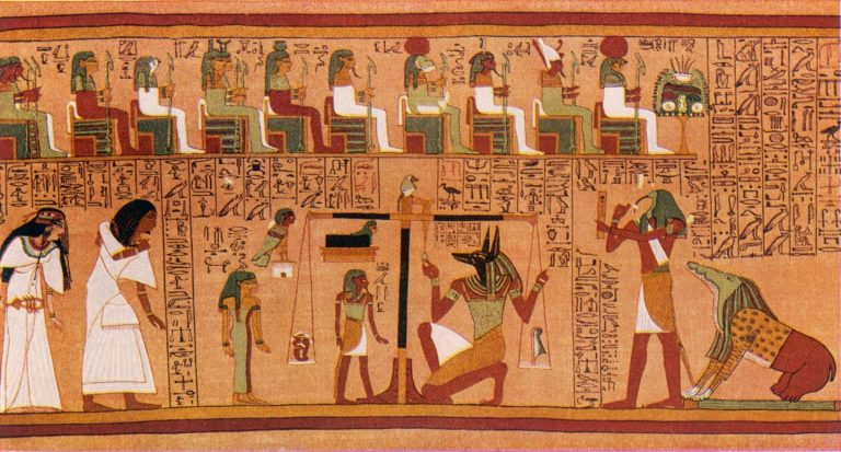 Manuals To The Afterlife: The Tibetan And Egyptian 'Books Of The Dead'