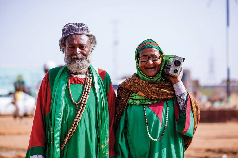 The psychedelic world of Sudan's Sufis – in pictures