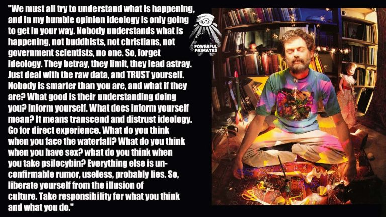 The High Times Interview – Terence McKenna