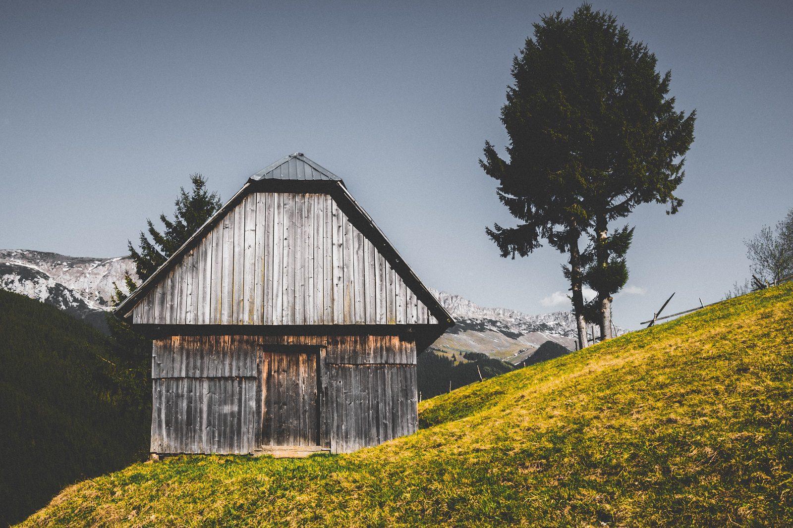 Barn @ Moeciu de sus Romania
