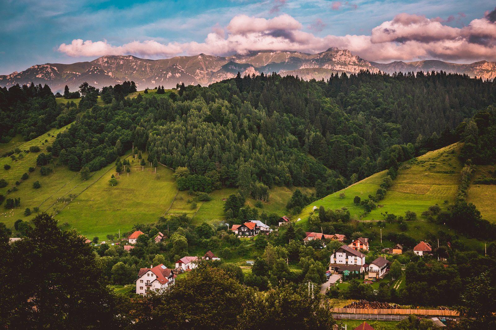 Dambovicioara Romania