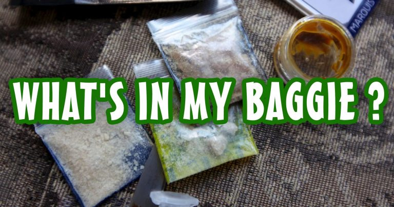 What's in my Baggie ? Documentary on Psychedelics