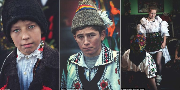 Inside the Romanian villages where people live like their ancestors