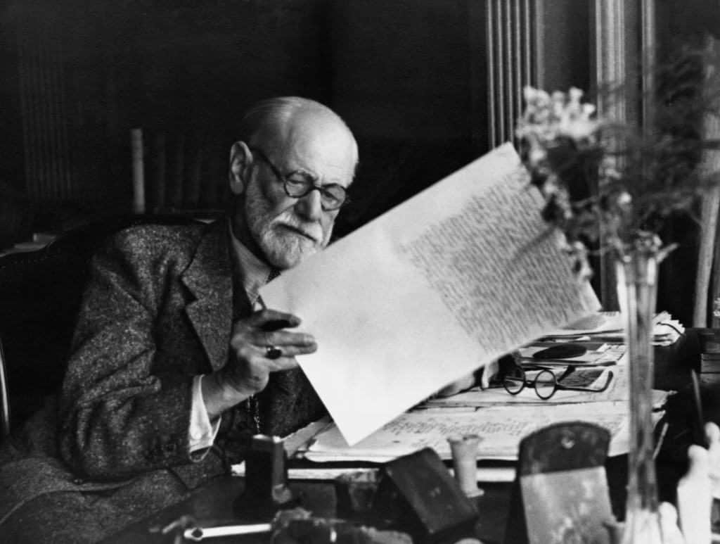 Freud's concept of the 'ego' has found an new context in the study of psychedelic drugs and their effects