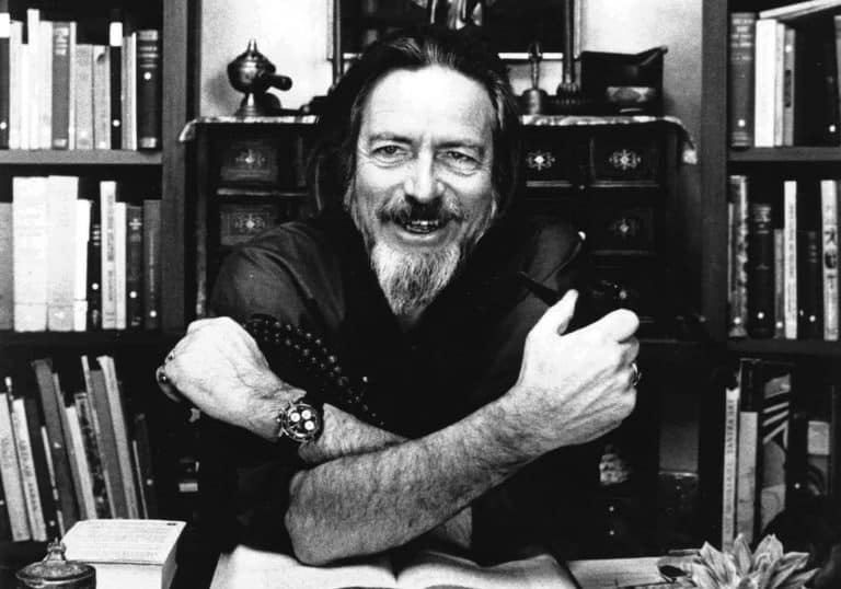 Watch Alan Watts' Powerful Speech On The Higher Self