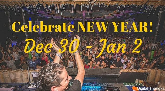 An Extended New Year Party! – by Digital Thangka