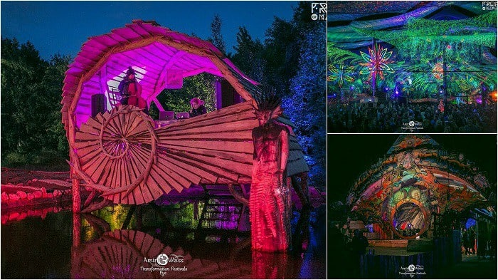 Freqs of Nature Festival (Photography Transformation Festivals Eye)