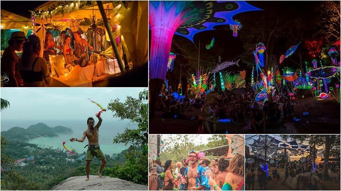 The Experience Festival, Koh Tao – Photos by Digital Thangka