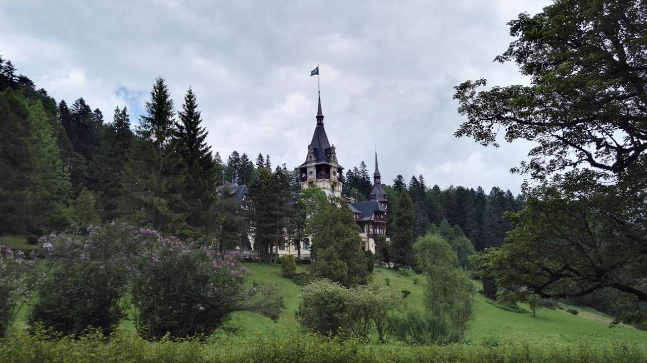 Peles Palace, Sinaia - built by King Carol 1 as a summer retreat, though it took so long to finish he was only able to enjoy it for two years before his death CREDIT: HANNNAH MELTZER