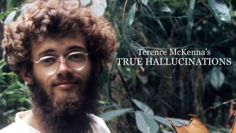 2 Rare, Heartwarming Video Clips of Terence McKenna Smoking Cannabis
