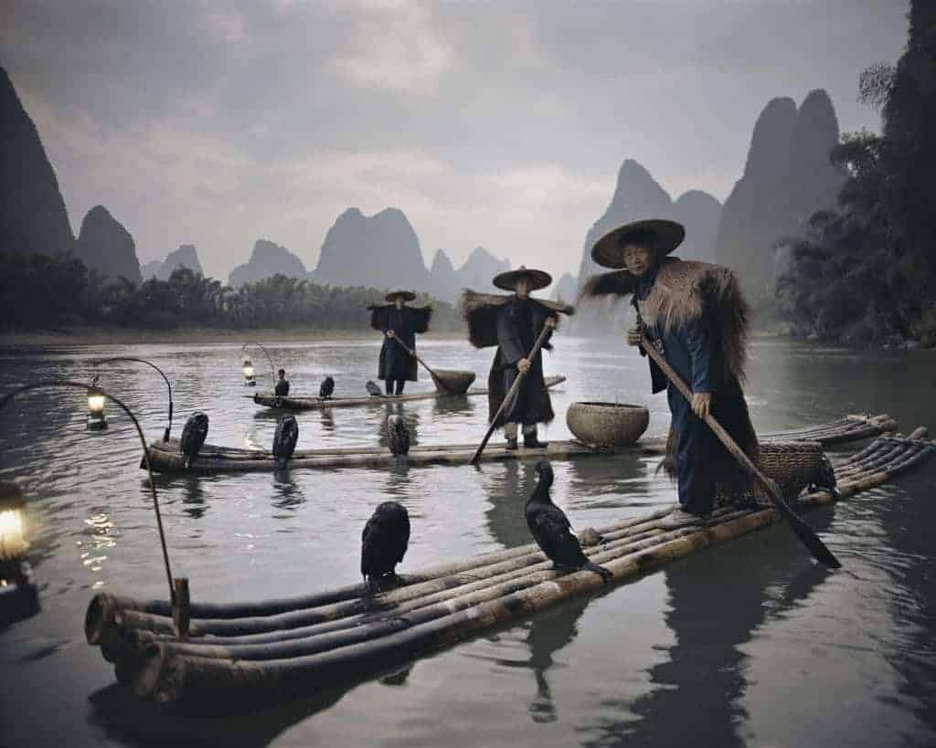 CHINESE FISHING TRIBE