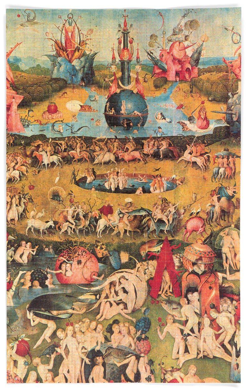 Hieronymus Bosch, 2008.  (via Blotter Barn)