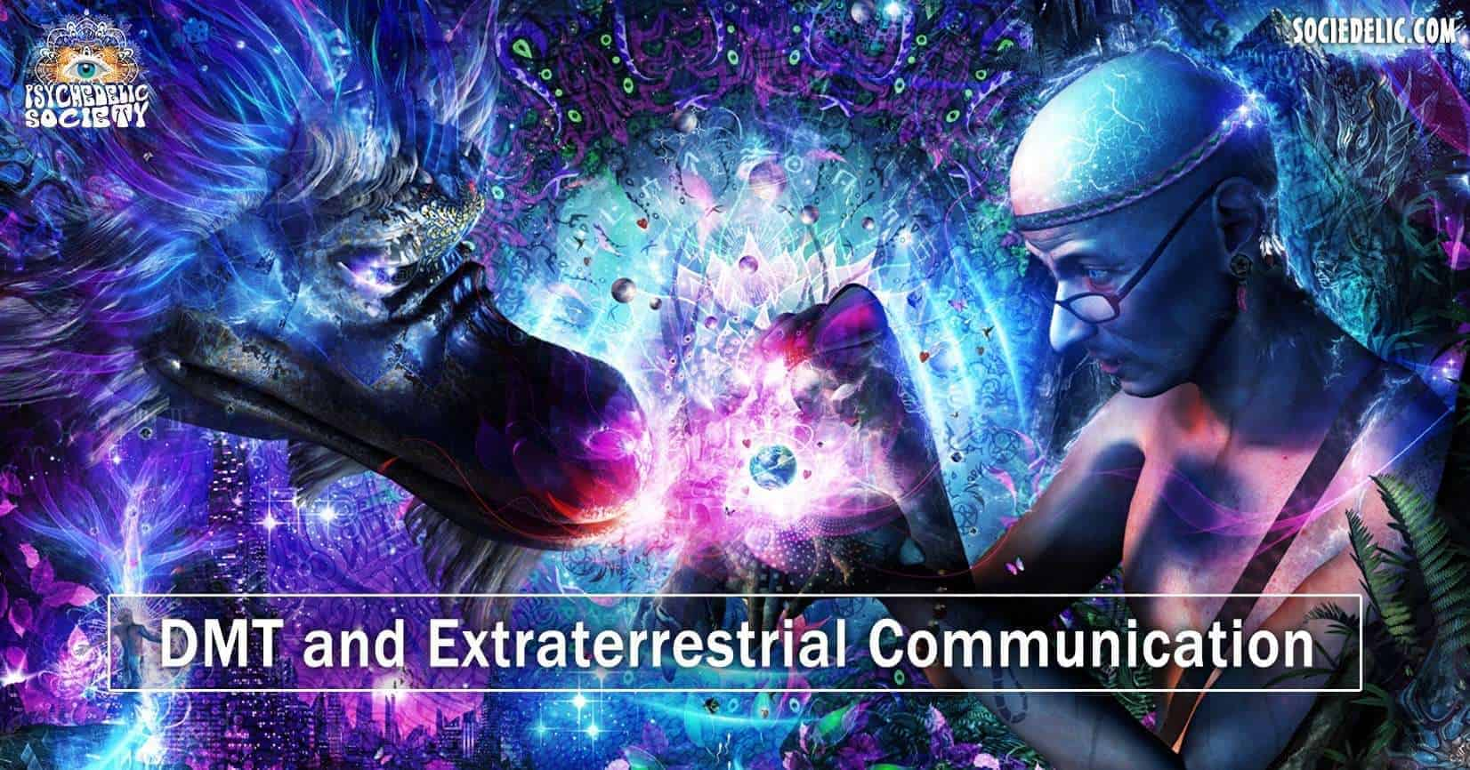 DMT and Extraterrestrial Communication - Psychedelic