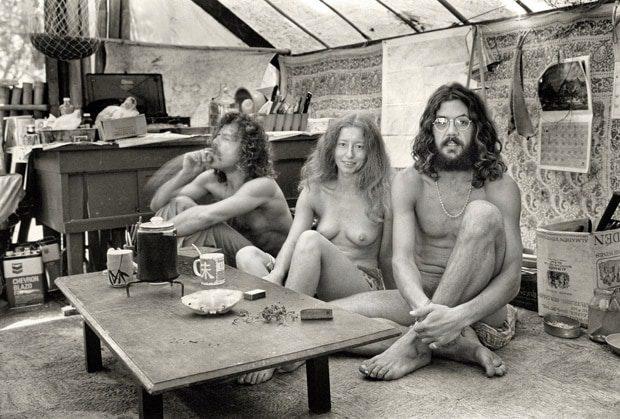 Paolo, Sharon and Roberto