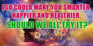 LSD could make you smarter