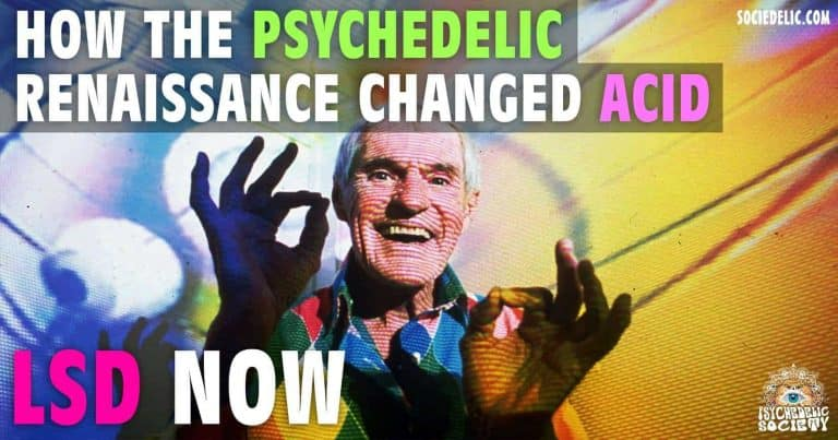 LSD Now: How the Psychedelic Renaissance Changed Acid