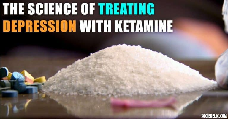 The Science Of Treating Depression With Ketamine