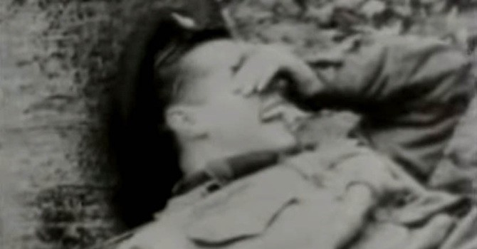 The British Army Films Soldiers On LSD For A Military Experiment