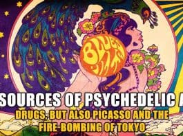 The Sources of Psychedelic Art