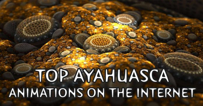 Top Ayahuasca Animations on The Internet