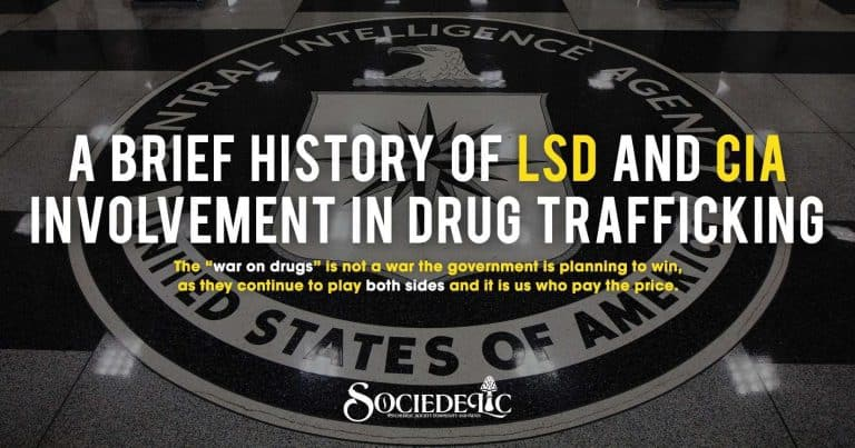 Acid Dreams: A brief history of LSD and CIA involvement in Drug trafficking