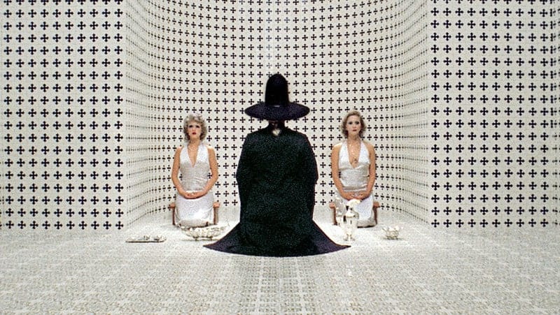 The Holy Mountain (1973) dir. Alejandro Jodorowsky