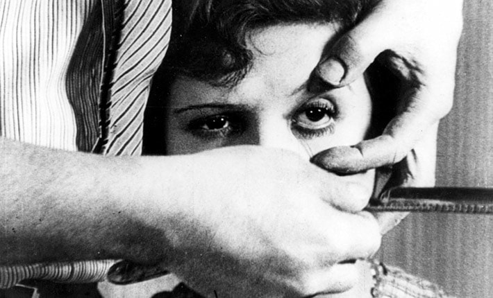 Un Chien Andalou (1929) dir. Luis Buñuel