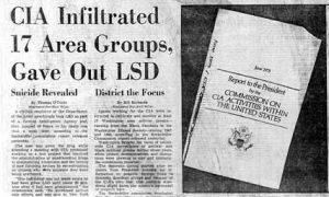 CIA LSD DRUG