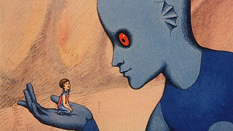 Fantastic Planet (La Planète sauvage) (1973) dir. René Laloux